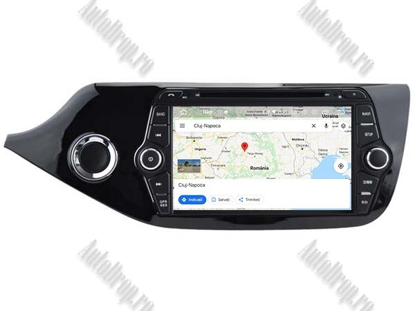 Navigatie Dedicata Kia CEED 2012-2013 4+64GB | AutoDrop.ro 14