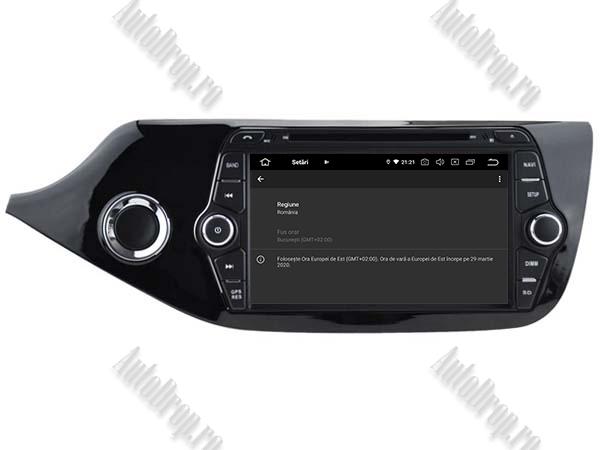 Navigatie Dedicata Kia CEED 2012-2013 4+64GB | AutoDrop.ro 9