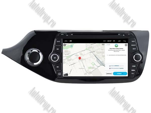 Navigatie Dedicata Kia CEED 2012-2013 4+64GB | AutoDrop.ro 13