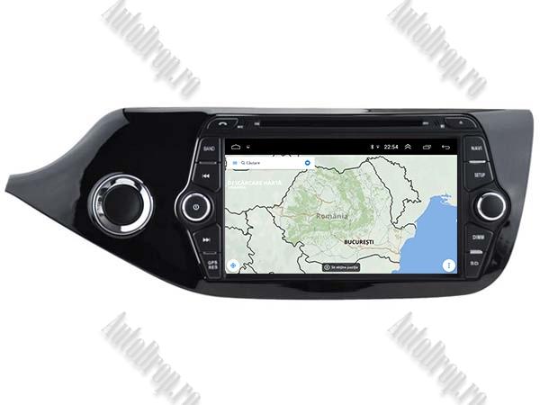 Navigatie Dedicata Kia CEED 2012-2013 4+64GB | AutoDrop.ro 15