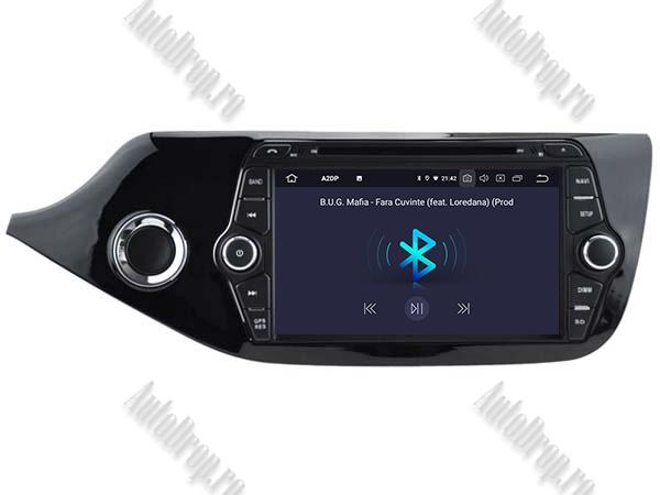 Navigatie Dedicata Kia CEED 2012-2013 4+64GB | AutoDrop.ro 7
