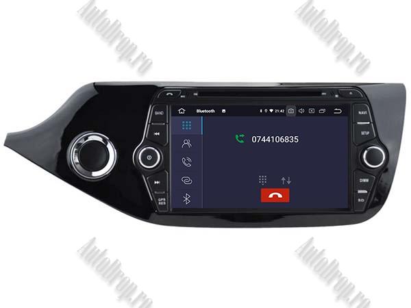 Navigatie Dedicata Kia CEED 2012-2013 4+64GB | AutoDrop.ro 5