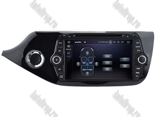 Navigatie Dedicata Kia CEED 2012-2013 4+64GB | AutoDrop.ro 6