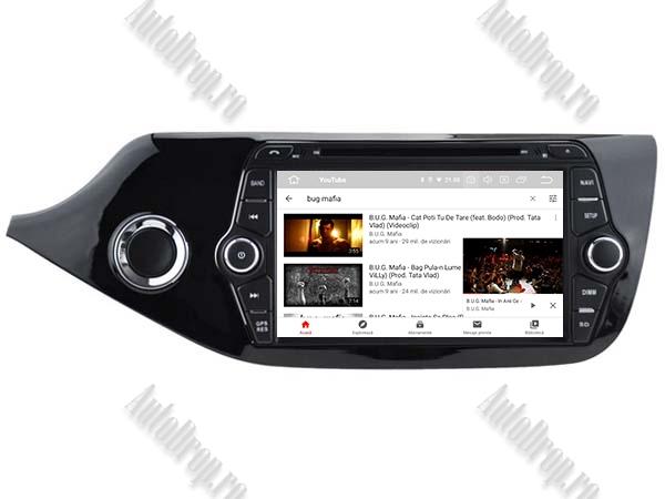 Navigatie Dedicata Kia CEED 2012-2013 4+64GB | AutoDrop.ro 11