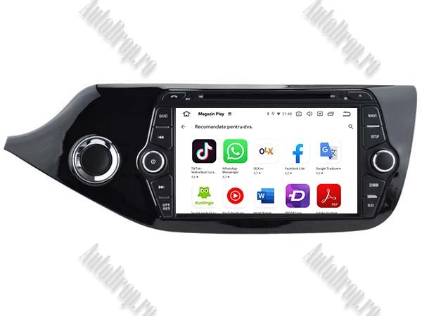 Navigatie Dedicata Kia CEED 2012-2013 4+64GB | AutoDrop.ro 12