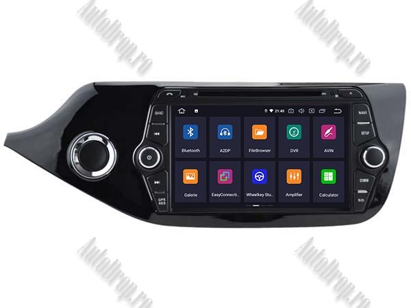Navigatie Dedicata Kia CEED 2012-2013 4+64GB | AutoDrop.ro 1