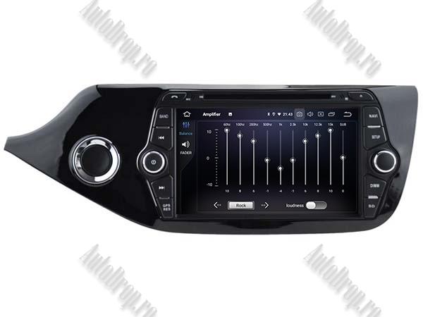 Navigatie Dedicata Kia CEED 2012-2013 4+64GB | AutoDrop.ro 4