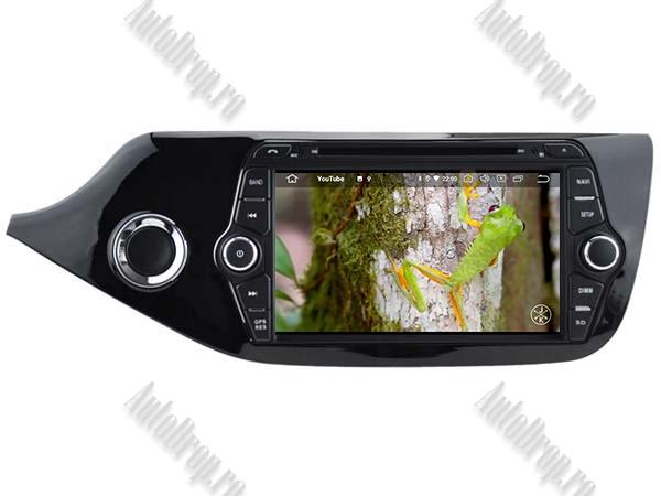 Navigatie Dedicata Kia CEED 2012-2013 4+64GB | AutoDrop.ro 8
