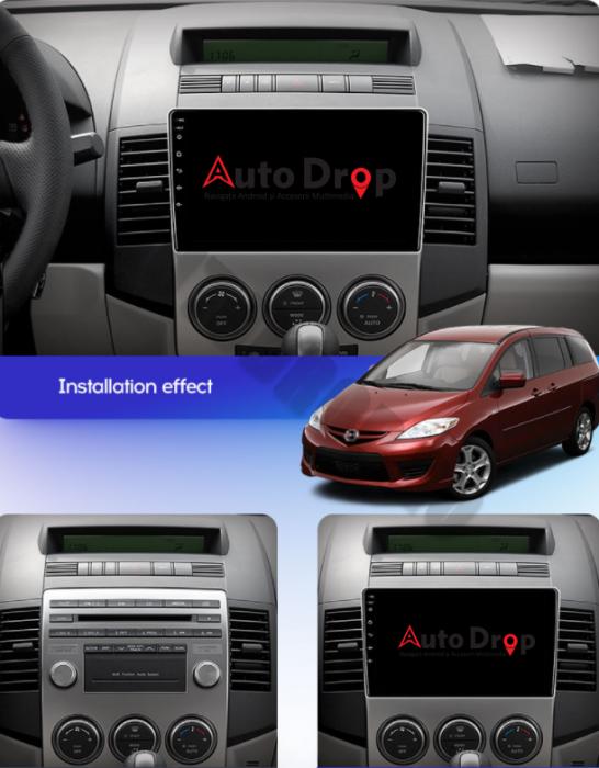 Navigatie Android Mazda 5 2+32GB | AutoDrop.ro [15]