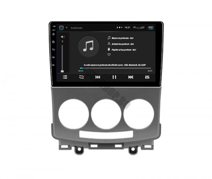 Navigatie Android Mazda 5 2+32GB | AutoDrop.ro [11]