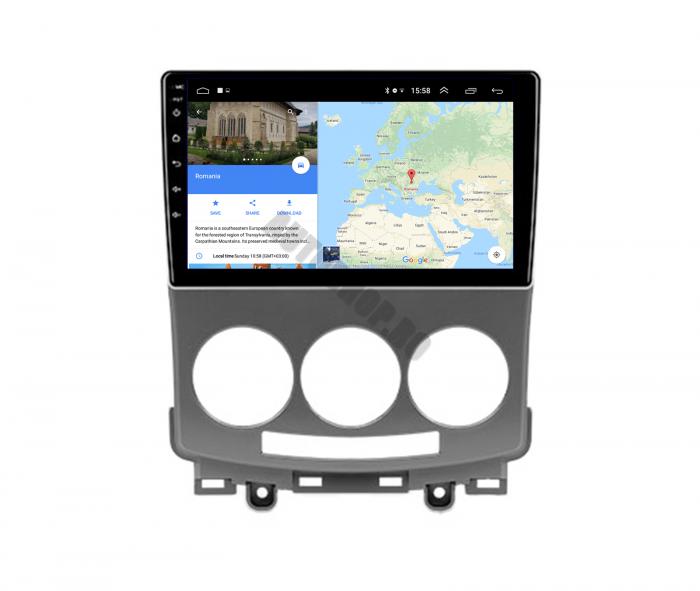 Navigatie Android Mazda 5 1+16GB | AutoDrop.ro [6]