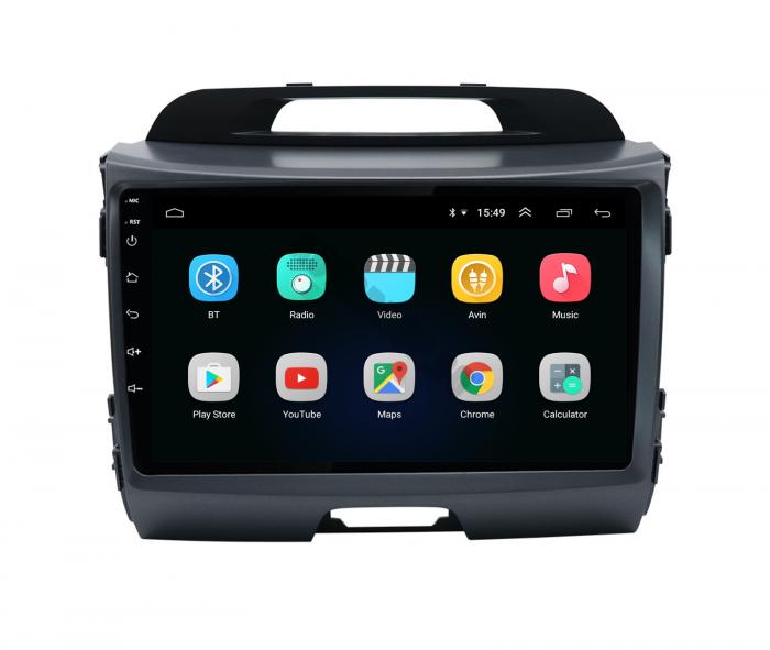 Navigatie Android Kia Sportage 2010-2016 2GB | AutoDrop.ro [2]