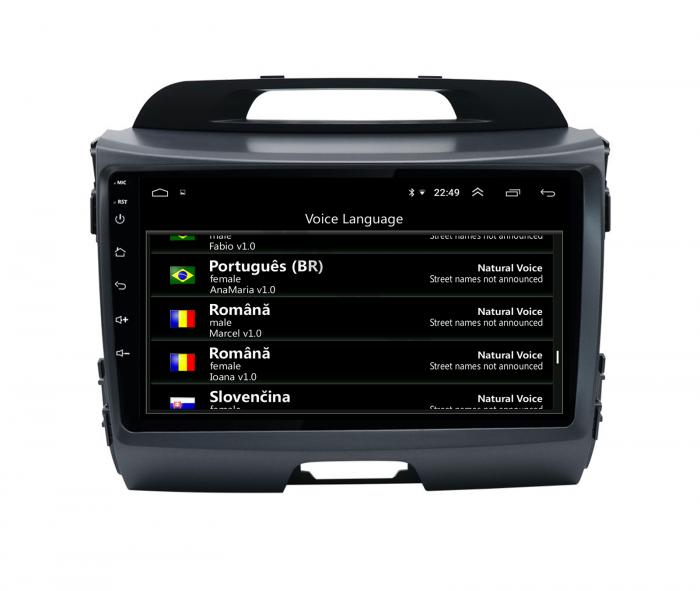 Navigatie Android Kia Sportage 2010-2016 2GB | AutoDrop.ro [8]
