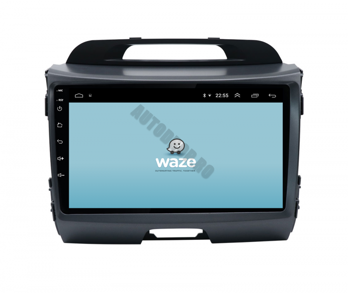 Navigatie Android Kia Sportage 2010-2016 | AutoDrop.ro [10]