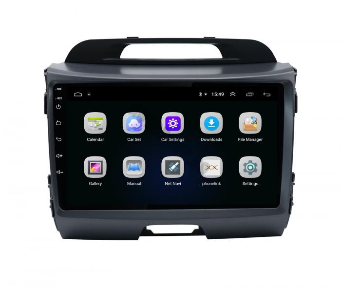 Navigatie Android Kia Sportage 2010-2016 | AutoDrop.ro [3]