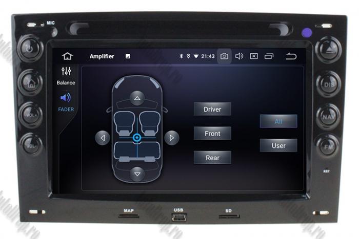 Navigatie Dedicata Renault Megane 2 Android | AutoDrop.ro 5
