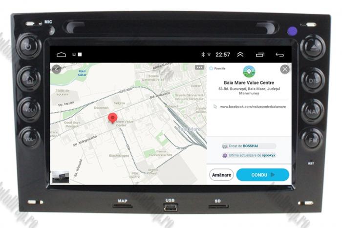 Navigatie Dedicata Renault Megane 2 Android | AutoDrop.ro 12