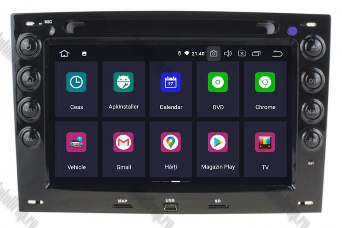 Navigatie Dedicata Renault Megane 2 Android | AutoDrop.ro 2