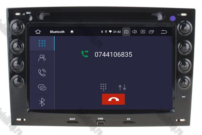 Navigatie Dedicata Renault Megane 2 Android | AutoDrop.ro 7