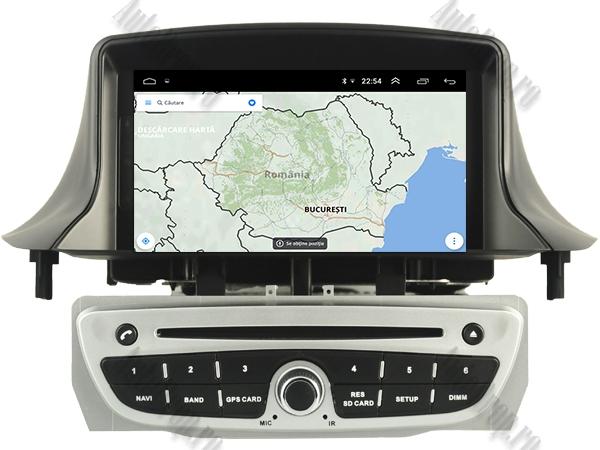 Navigatie Dedicata Renault Megane 3 Quadcore Gri | AutoDrop.ro 12