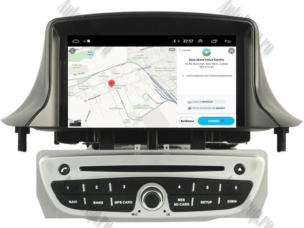 Navigatie Dedicata Renault Megane 3 Octacore Gri | AutoDrop.ro 10