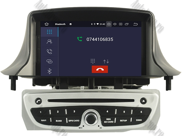 Navigatie Dedicata Renault Megane 3 Octacore Gri | AutoDrop.ro 8