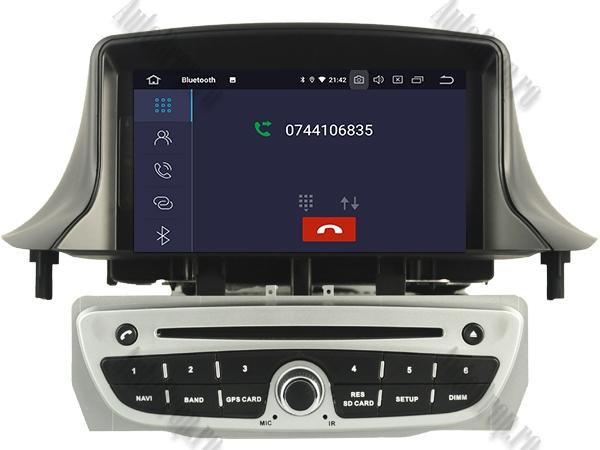 Navigatie Dedicata Renault Megane 3 Quadcore Gri | AutoDrop.ro 7