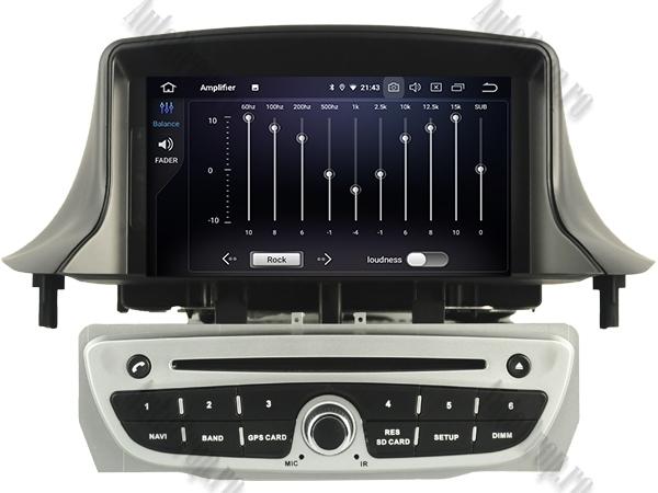 Navigatie Dedicata Renault Megane 3 Quadcore Gri | AutoDrop.ro 5