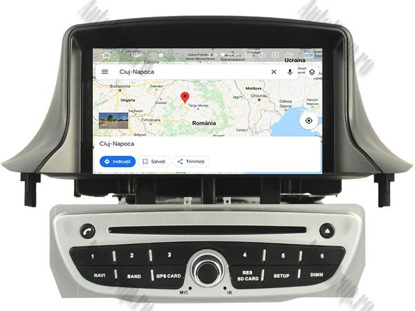 Navigatie Dedicata Renault Megane 3 Quadcore Gri | AutoDrop.ro 14