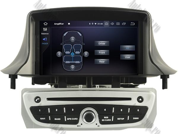 Navigatie Dedicata Renault Megane 3 Quadcore Gri | AutoDrop.ro 8