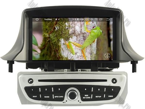 Navigatie Dedicata Renault Megane 3 Quadcore Gri | AutoDrop.ro 11