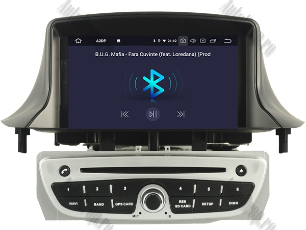 Navigatie Dedicata Renault Megane 3 Octacore Gri | AutoDrop.ro 5