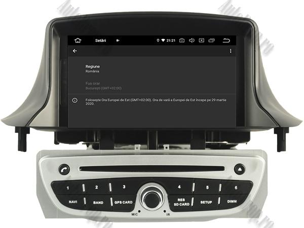 Navigatie Dedicata Renault Megane 3 Quadcore Gri | AutoDrop.ro 15