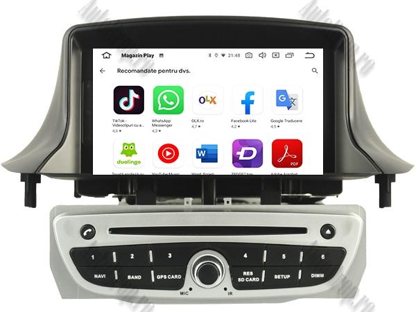 Navigatie Dedicata Renault Megane 3 Quadcore Gri | AutoDrop.ro 6