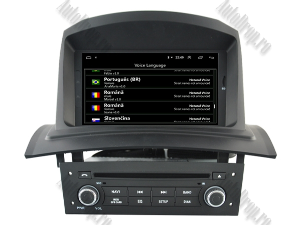 Navigatie Dedicata Renault Megane 2 PX5 | AutoDrop.ro 8