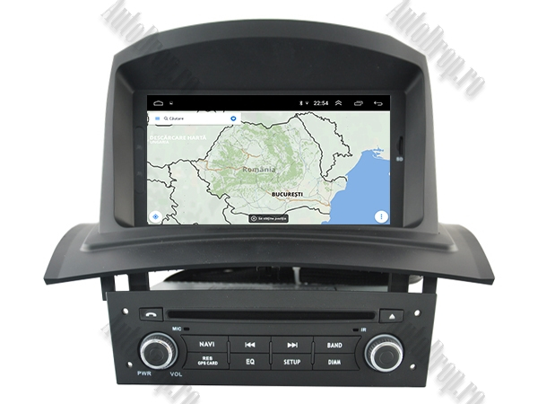 Navigatie Dedicata Renault Megane 2 PX5 | AutoDrop.ro 12