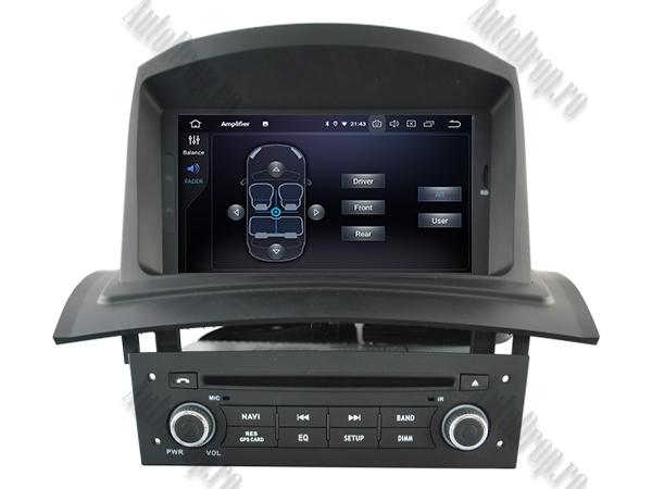 Navigatie Dedicata Renault Megane 2 PX30 | AutoDrop.ro 6