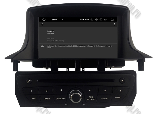 Navigatie Dedicata Renault Megane 3 Quadcore | AutoDrop.ro 14