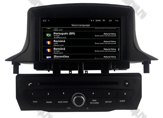 Navigatie Dedicata Renault Megane 3 Octacore | AutoDrop.ro 8