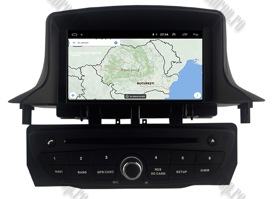 Navigatie Dedicata Renault Megane 3 Octacore | AutoDrop.ro 11