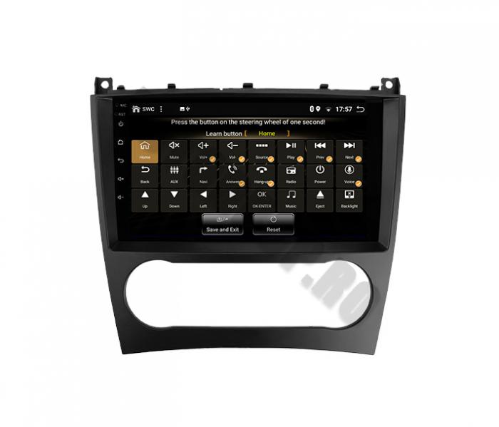 Navigatie Merdeces Benz C-Class 2004+ PX6   AutoDrop.ro [14]