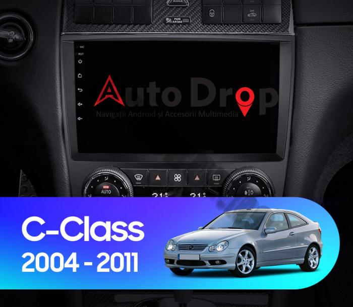Navigatie Merdeces Benz C-Class 2004+ PX6   AutoDrop.ro [16]