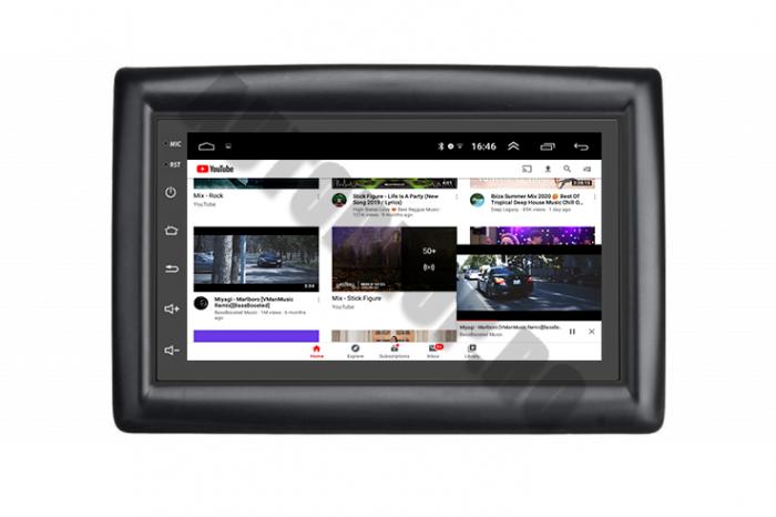 Navigatie Renault Megane 2 Android 9.1 | AutoDrop.ro 14