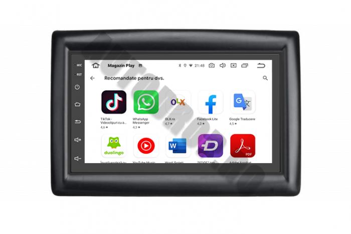 Navigatie Renault Megane 2 Android 9.1 | AutoDrop.ro 5