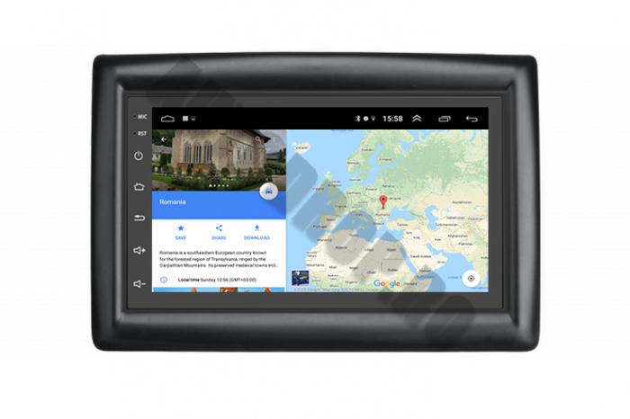 Navigatie Renault Megane 2 Android 9.1 | AutoDrop.ro 11
