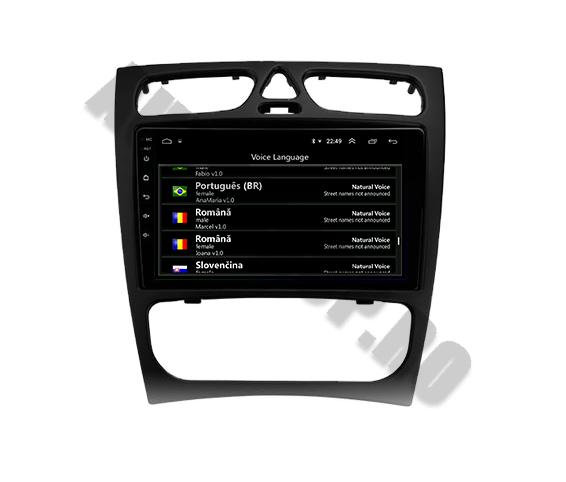 Navigatie Mercedes C-Class W203 / CLK PRO   AutoDrop.ro [10]
