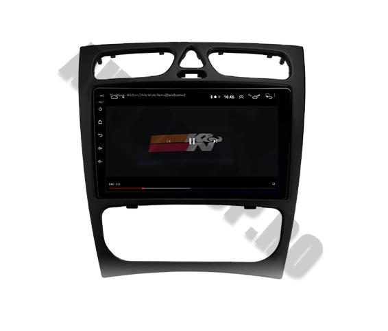 Navigatie Mercedes C-Class W203 / CLK PRO   AutoDrop.ro [16]