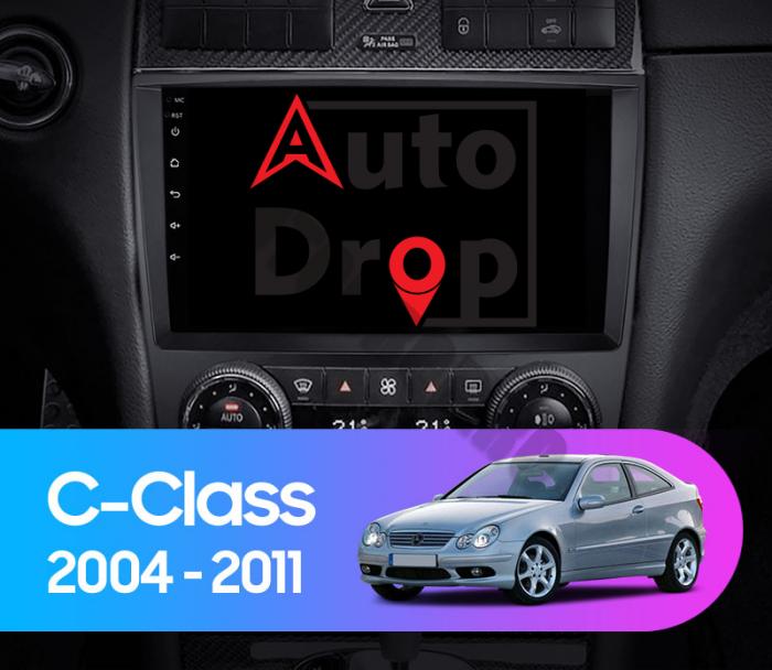 Navigatie Mercedes C-Class W203 / CLK PRO   AutoDrop.ro [18]