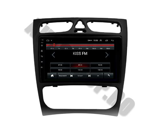 Navigatie Mercedes C-Class W203 / CLK PRO   AutoDrop.ro [1]
