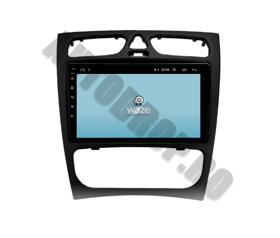 Navigatie Mercedes C-Class W203 / CLK | AutoDrop.ro [5]